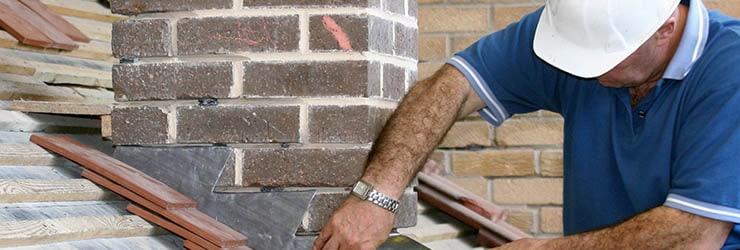 lekkage dak repareren